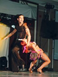 Salsa Levi Mambó Tánc Világbajnok Tánctanár Koreográfus. Salsa Dance World Champion Broadway Dance Center Budapest